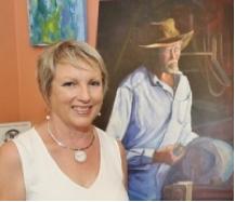 Kathy Karas artist and art teacher