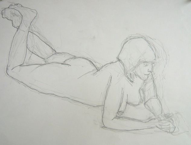 Life Drawing Models Required