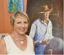 Kathy Karas artist and art teacher