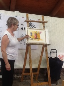Kathy watercolour 1