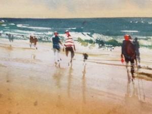 Chan Beach scene1