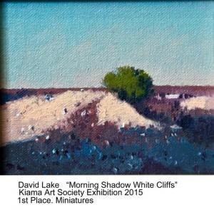 David Lake Miniatures 1st 2015