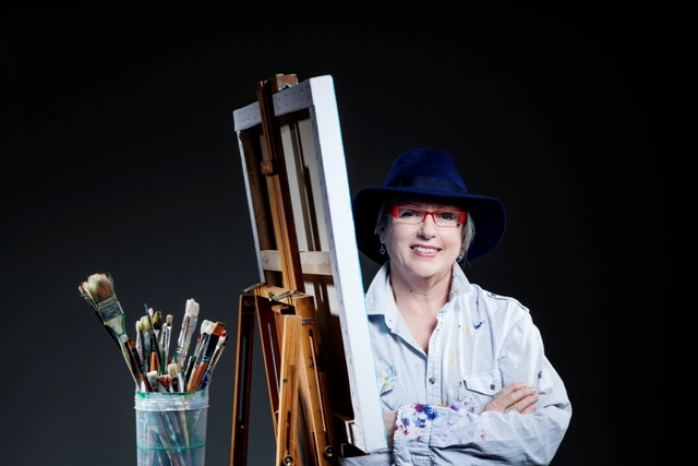 Watercolour and Acrylic Classes with Kathy Karas